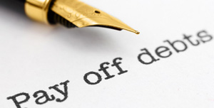 How to manage debt upon the dissolution of an enterprise